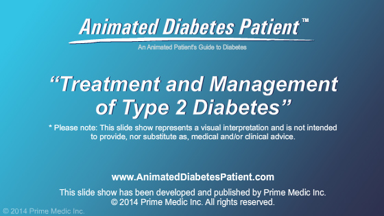 Management and Treatment of Type 2 Diabetes - Slide Show - 2